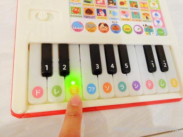 音の出る絵本(ピアノ)