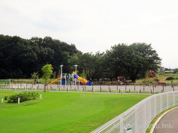 戸崎公園周回園路