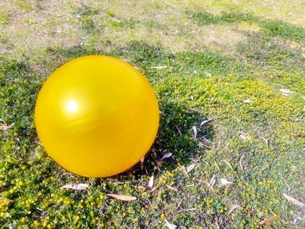 5.室内が遊び場になるおもちゃ~ボール~