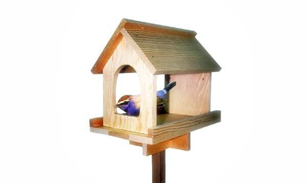 白熱ランキング工作キットベスト10野鳥工作  A(巣箱)