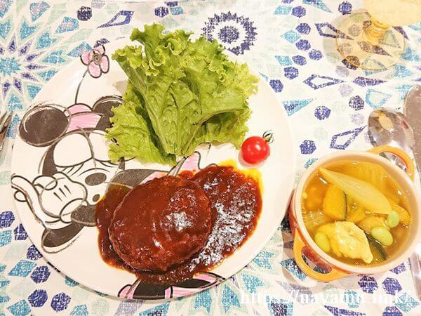 ヨシケイカットミールのレシピ(9月4日)